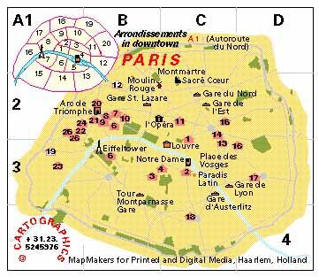 List Of Etn Card Acceptants In Paris
